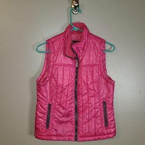 🦋5/$25 Dollhouse puffer/bubble vest, size Medium
